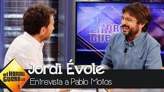 """Jordi Évole: """"Julio Iglesias me dijo que durmiera en su cas..."""