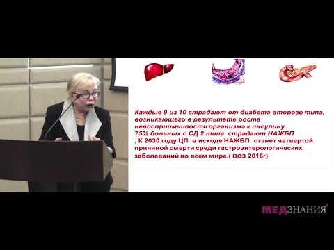 05 Гастроэнтерологические проблемы у больных сахарным диабетом 2 типа  Л А Звенигородская
