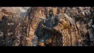 Le Hobbit : La désaulation de Smaug - Bande Annonce #2 VostFR - HD