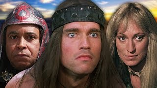 CONAN THE BARBARIAN - Then and Now ⭐ Real Name and Age