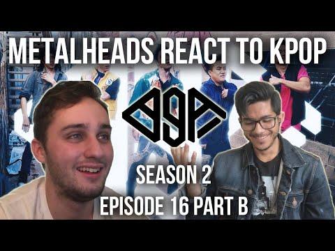 #roadto10k SEASON 2 | Metalheads React to Kpop | Episode 16 Part B (BGA)