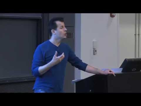 Building Dynamic Websites at Harvard - Lecture 5