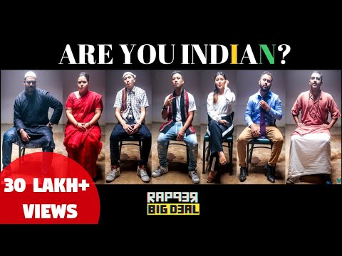 Big Deal - Are You Indian (Official Music Video) | Anti Raci