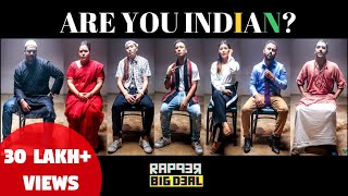 Rapper Big Deal - Are You Indian (Official Music Video) | Anti Racism Rap