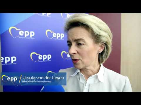 Interview with Ursula von der Leyen