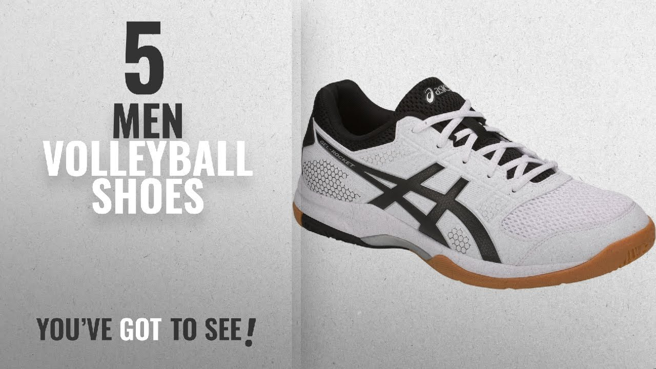 2392ec34c8dd6a Asics Volleyball Shoes   Winter 2018    ASICS Men s Gel-Rocket 8 ...