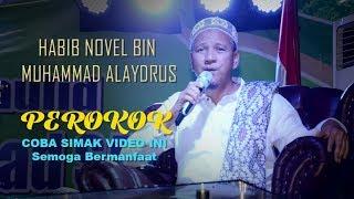 Perokok Coba Simak Ceramah Habib Novel Alaydrus