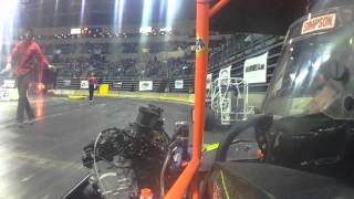 B Main onboard with Shawn Nye at the Battle of Trenton