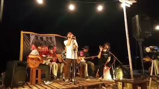 THREESIXTY - SAMPAI NANTI (acoustic performance) live at Pantai Sebalang ..