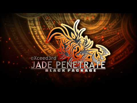 eXceed3rd-JADE PENETRATE-BLACK PACKAGE OST ~ Intersect Thunderbolt