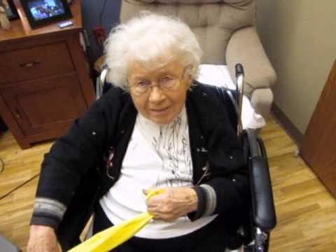 Grandma dick