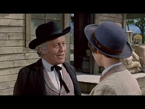 True Grit Western 1969 John Wayne, Kim Darby, Glen Campbell