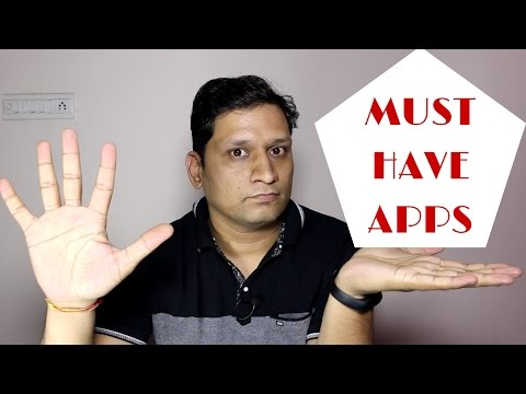 5 Must have Different App for Smartphone - Nov 2016
