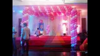Birthday Party Event @ Bon Sejour Hotel, Pondicherry