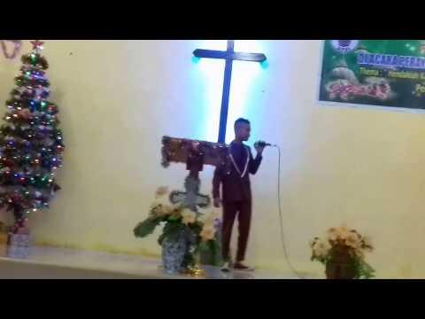 Lagu Natal Batak Terbaru 2017 | BULAN DESEMBER I - Ft.Gansy Tambunan ( Vocal Solo )