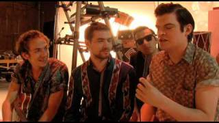 The Count & Sinden feat. Mystery Jets - Behind The Scenes Of The