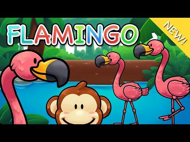 Lagu Anak Indonesia Flamingo Youtube