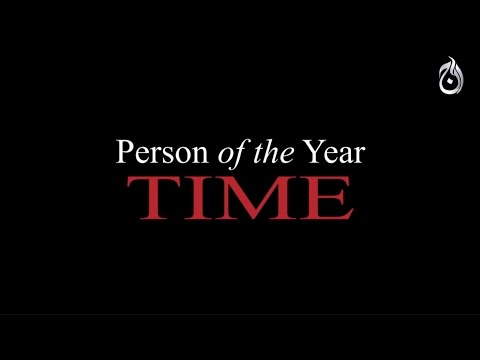 'Person of the Year' Time Magazine