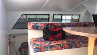 Catalac 8meter catamaran sailboat for sale (SOLD!)