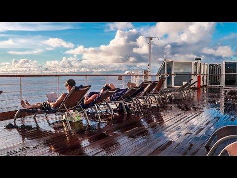 Oosterdam Cruise Ship Tour (Holland America)