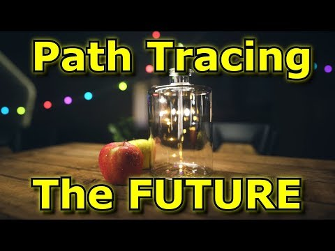 Beyond Turing - Ray Tracing and the Future of Computer Graphics