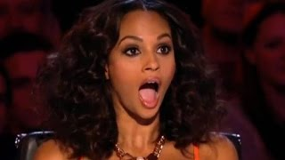 Download UNFORGETTABLE AUDITIONS Britain's Got Talent Top 5 BGT Mp3 and Videos