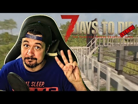 "7 DAYS TO DIE - EXTREME #54 ""3º CAPA DE SEGURIDAD!"" | GAMEPLAY ESPAÑOL"