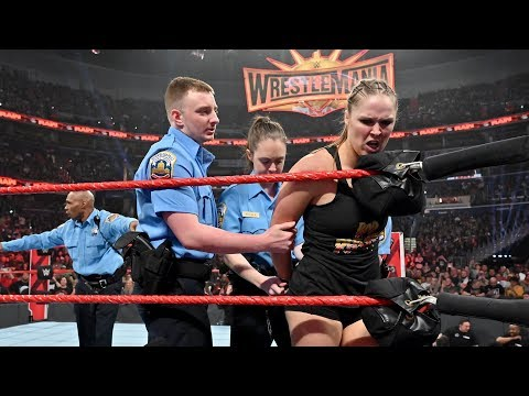 Wildest Superstar arrests: