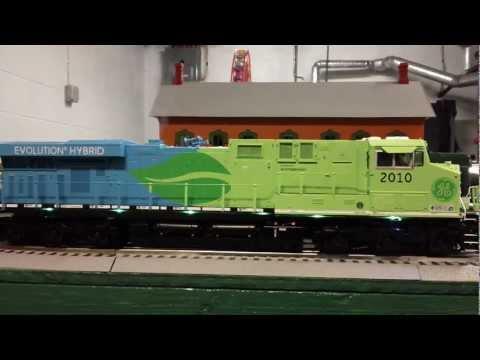 MTH Trains - GE Hybrid