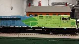 MTH Trains - GE Hybrid