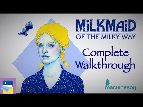 Milkmaid of the Milky Way: Complete Walkthrough Guide & iOS iPad Gameplay (by Machineboy)