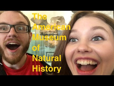 Explore NYC: The American Museum of Natural History