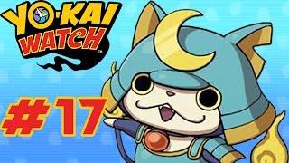 Yo Kai Watch 3DS Walkthrough Part 17 Legendary Shogunyan HD