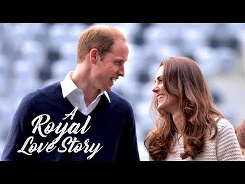Prince William & Kate Middleton | A Royal Love Story