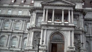 The Charbonneau Commission and the corruption of Montreal City Hall.