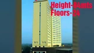 Top 10 tallest buildings in kerala