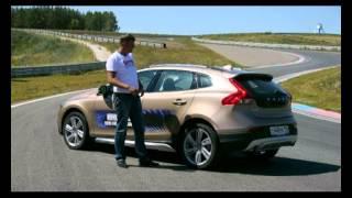 Тест-драйв Volvo V40 Cross Country.  Автомобиль.07.07.13