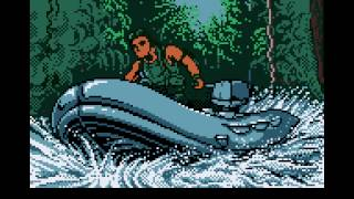 Action Man: Search for Base X OST: T11 - Jungle Area