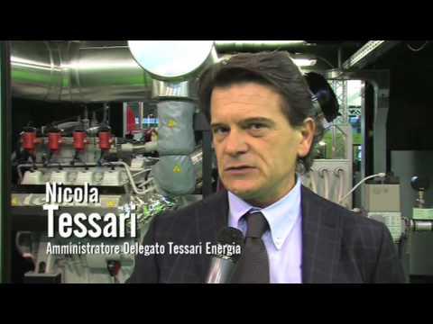 MADE IN ITALY @ KEY ENERGY 2012 - Nicola Tessari - Tessari Energia spa