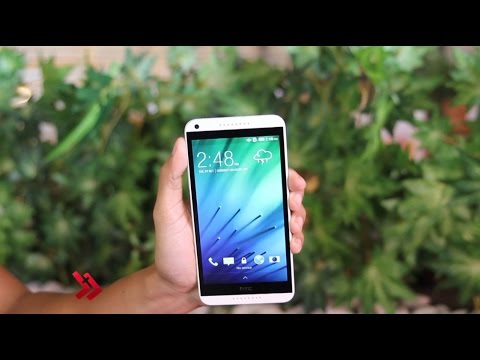 HTC Desire 816 | Video Review HD (Indonesia)