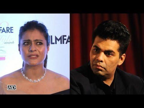 Kajol OPENS UP On Tiff With Karan Johar | Ae Dil Hai Mushkil