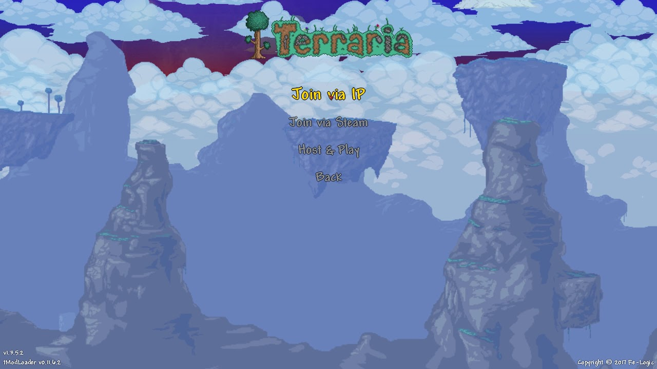 Terraria: WTF is Journeys End (1.4) - YouTube