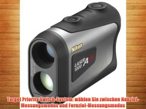 Nikon coolshot u golf laser entfernungsmesser im test