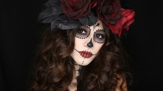 Skeleton Makeup Tutorial Easy