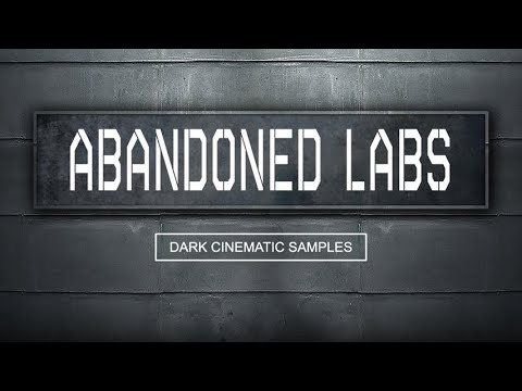 Dark Cinematic Samples - Sound Effects - Impacts - Metal Sounds - Abandoned  Labs