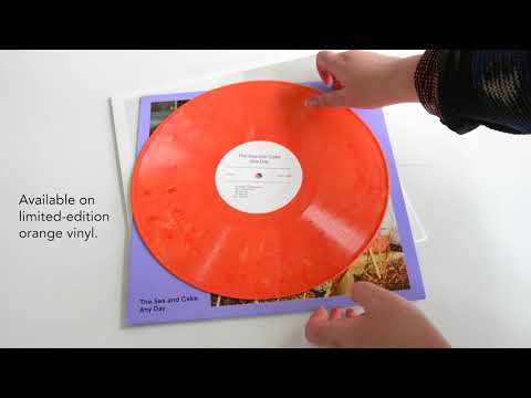 The Sea and Cake - 'Any Day' Unboxing