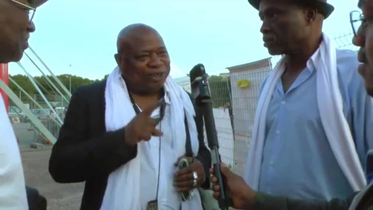 Rencontre avec Les Ambassadeurs - Cheik Tidiane Seck et Ousmane Kouyaté