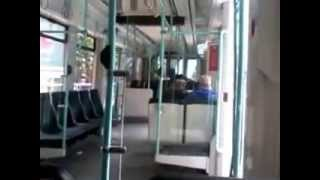 İstanbul T1 tramvay, anons...