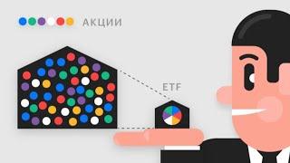 Что такое ETF? Инвестиции в Фонды. Как инвестировать в ETF? Плюсы и Минусы ETF. ETF моего портфеля.