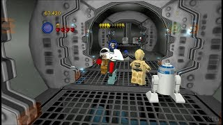Lego Star Wars II: The Original Trilogy PS2 Gameplay HD (PCSX2)